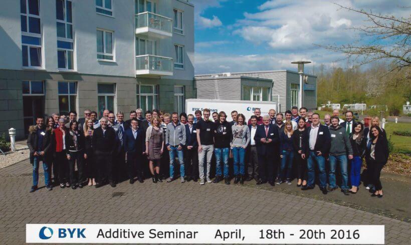Seminarium w Niemczech, BYK 18-20.04.2016