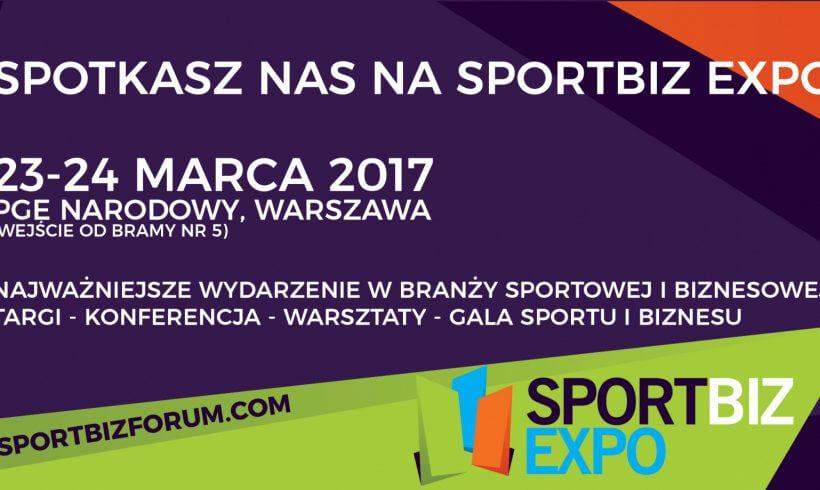 Targi SPORTBIZ EXPO Warszawa