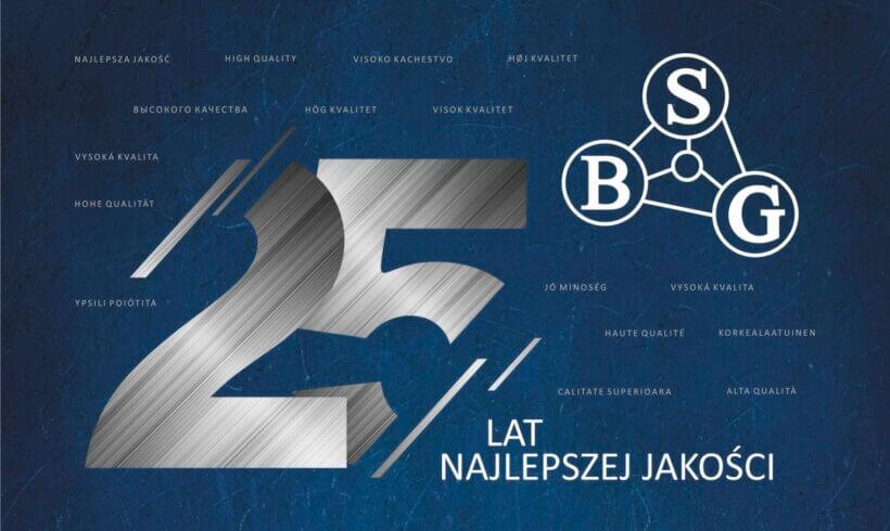 25-lecie BSG